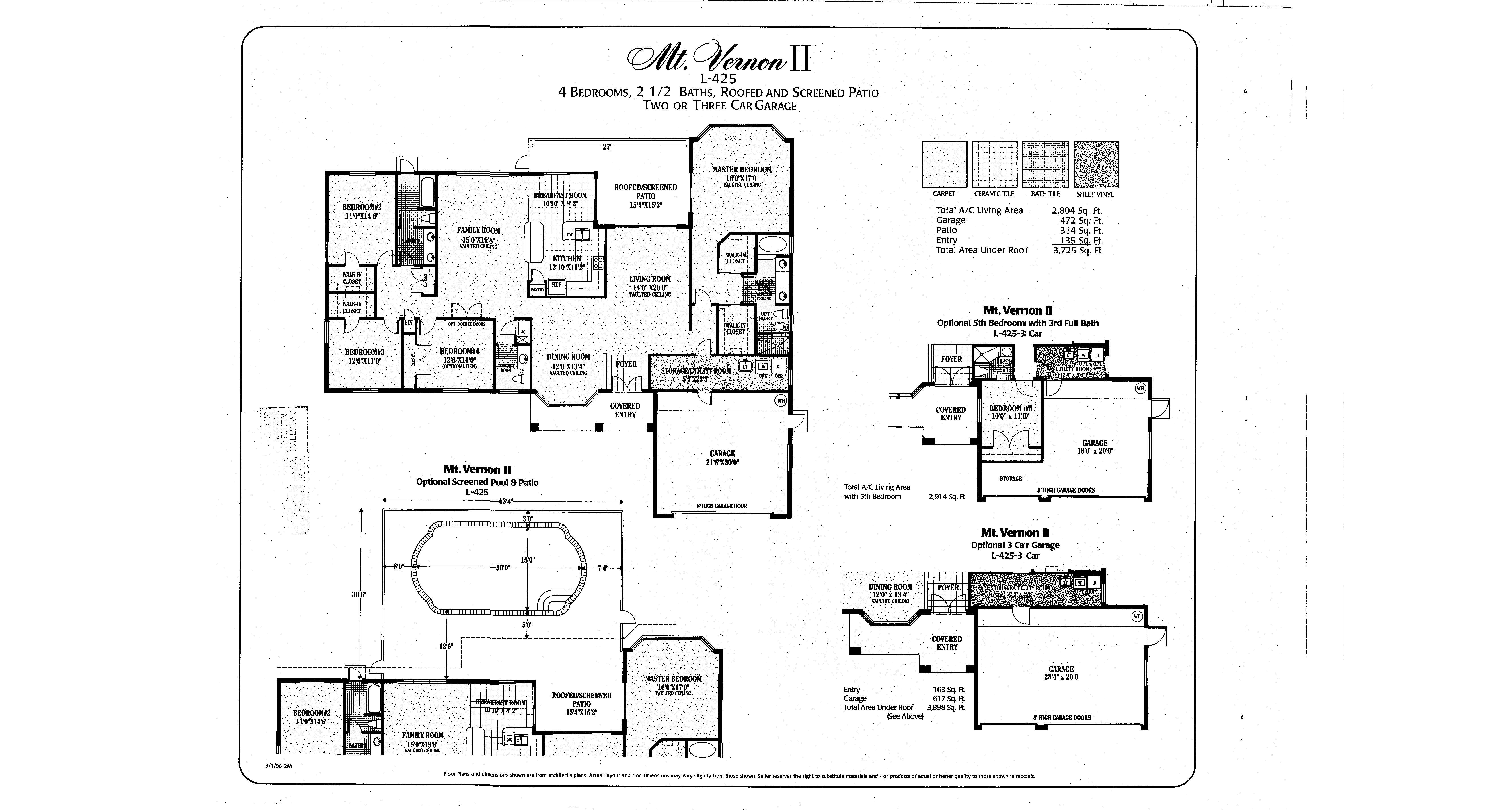 Mystique Estates Floor Plans And Community Profile