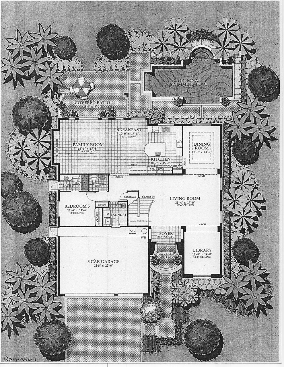 Highland Ranch Estates Floor Plans And Community